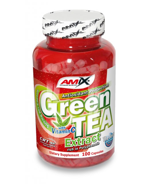Amix Green Tea Extract 100 cps