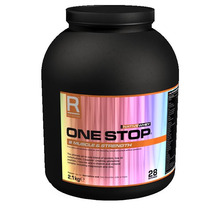 Reflex Nutrition One Stop 2100g - jahoda