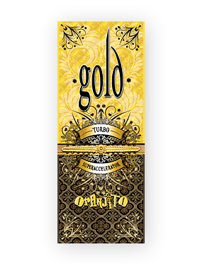 Oranjito GOLD TURBO MAX. EFFECT SUPERACCELERATOR 12ml