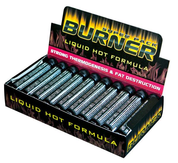 Holma Super Burner Pack 10amp x 25ml
