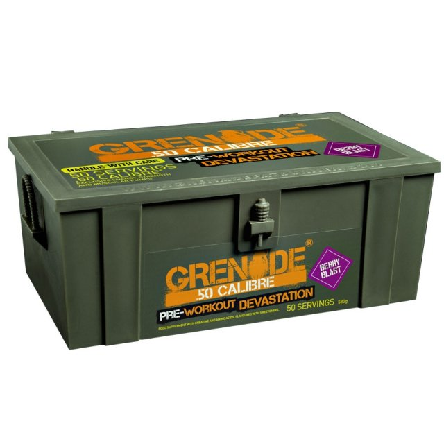 Grenade 50 Calibre 580 g - lemon