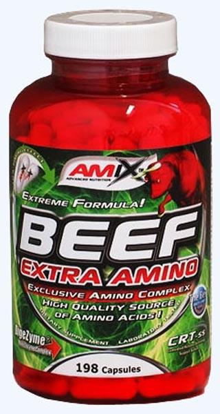 Amix BEEF Extra Amino 198 cps