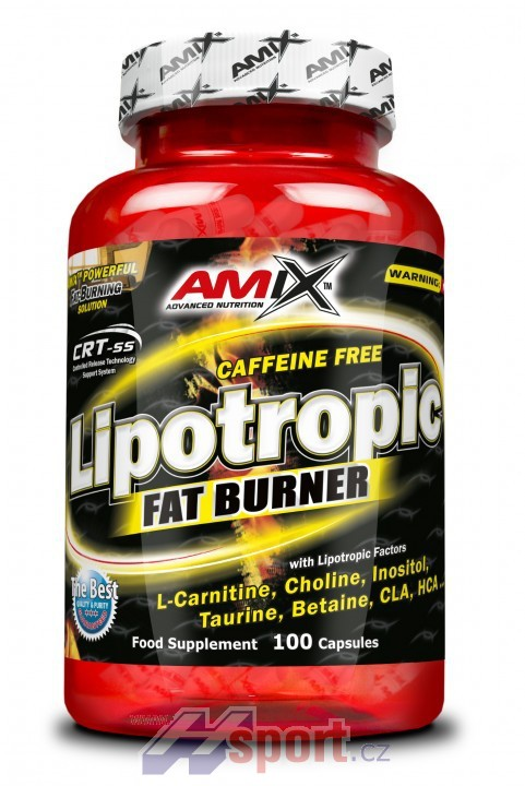 Amix Lipotropic fat burner 100 cps