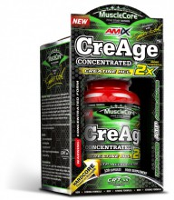 MuscleCore CreAge Concentrated 120 cps