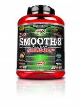 MuscleCore Smooth-8 Hybrid Protein 2300 g