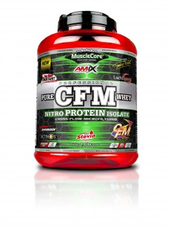 MuscleCore CFM Nitro Whey with ActiNOS 1000 g