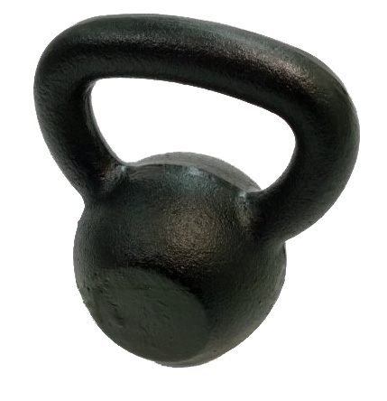 Kettlebell 28 kg litinový