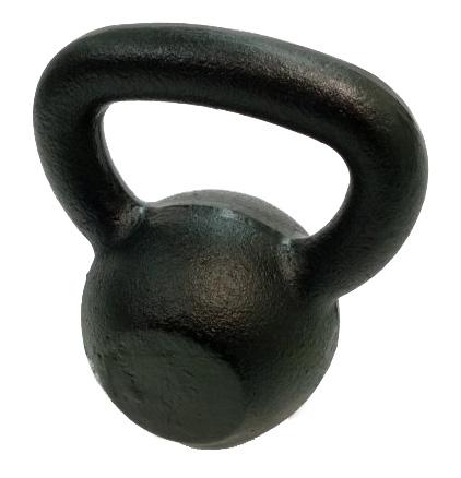 Kettlebell 4 kg litinový