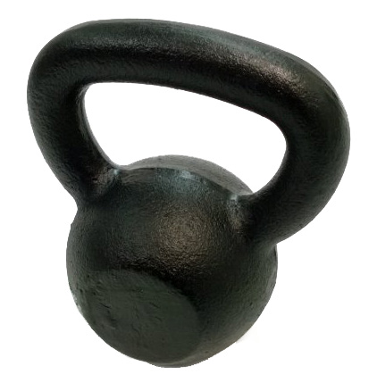 Kettlebell 8 kg litinový