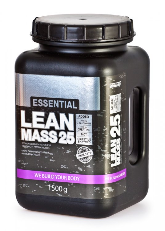 Prom-in Essential Lean Mass 25 - 1500 g - banán