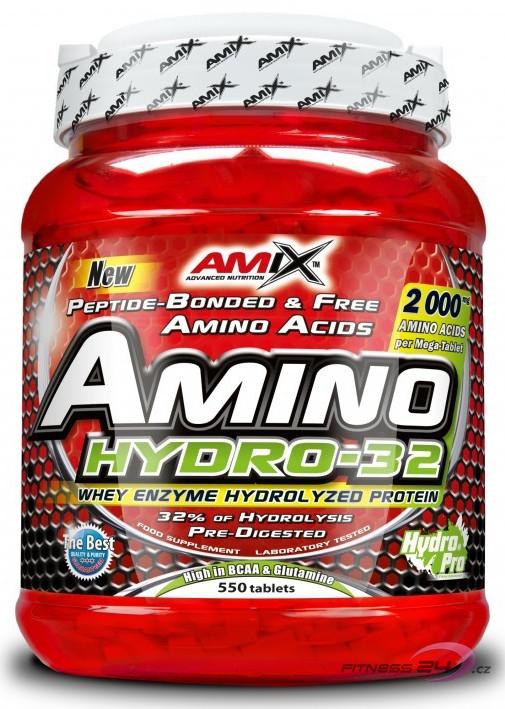 Amix Amino HYDRO 32 - 550 tbl