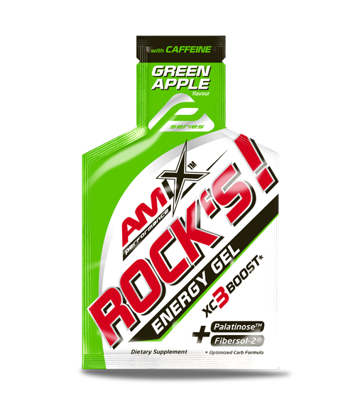 Amix Performance Rocks Energy Gel s kofeinem 32 g - cola