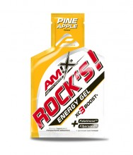 Amix Performance Rocks Energy Gel bez kofeinu 32 g