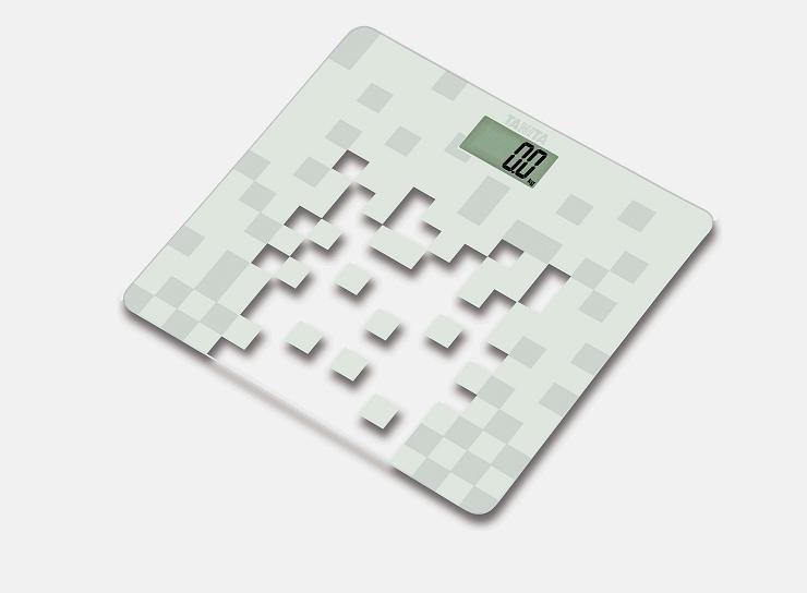 Osobní digitální váha Tanita - HD 380 - bílá