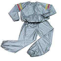 Sauna oblek Tunturi - XL