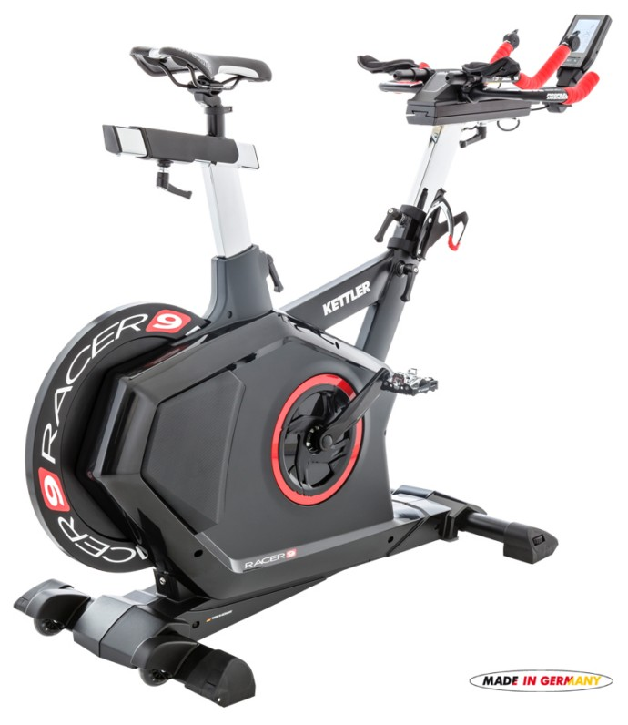 Cyklotrenažer Kettler Racer 9 + software