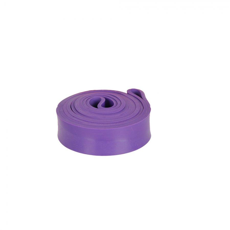 Odporová guma Insportline fialová