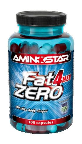 Aminostar FatZERO 4Men 100cps