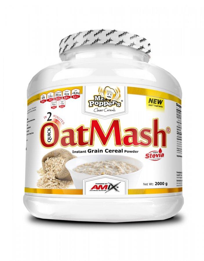 Amix OatMash 2000 g burákové máslo - cookies