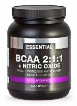 Prom-in Essential BCAA 2:1:1 + Nitric Oxide 240 cps