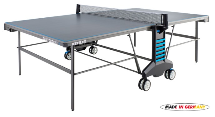 Stůl na stolní tenis Kettler Outdoor 4