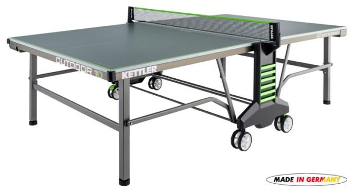 Stůl na stolní tenis Kettler Outdoor 10