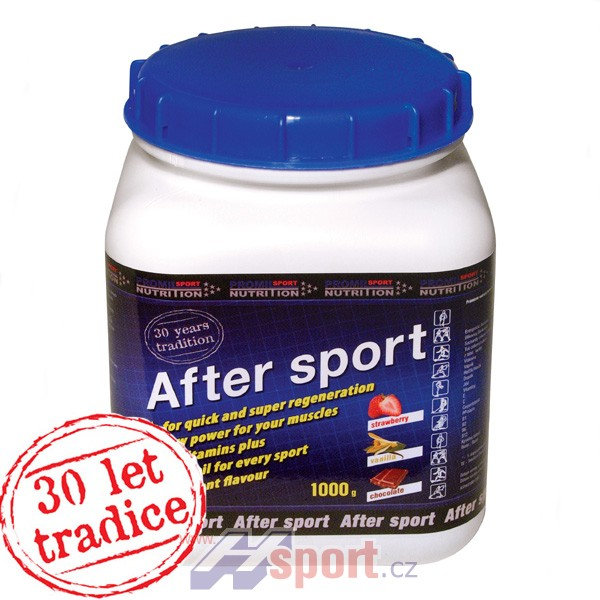 AFTER SPORT