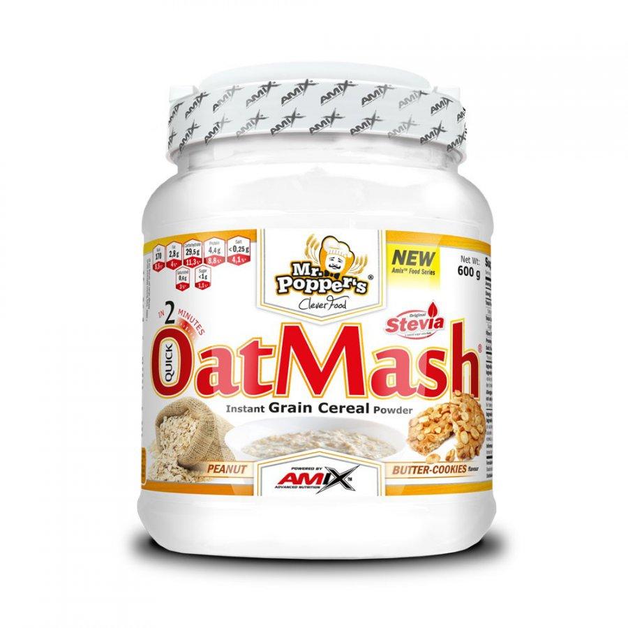 Amix Oat Mash 600 g - burákové máslo