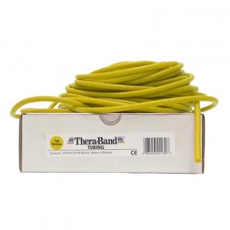 Guma na cvičení TheraBand Tubing 30,5 m žlutá