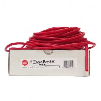 Guma na cvičení TheraBand Tubing 30,5 m červená