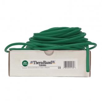 Guma na cvičení TheraBand Tubing 30,5 m zelená
