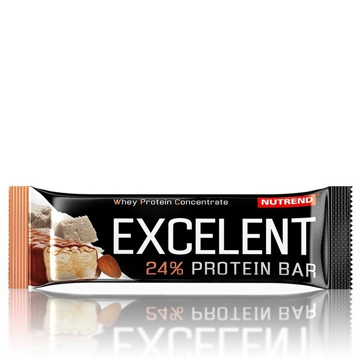 Nutrend Excelent Protein Bar 40 g - limetka-papája