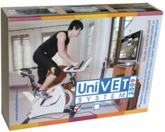 0002-200 UniVET SYSTEM HOME EDITION 2009