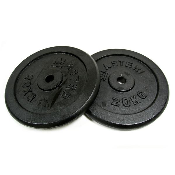 Hsport Kotouč litina 30mm/20kg
