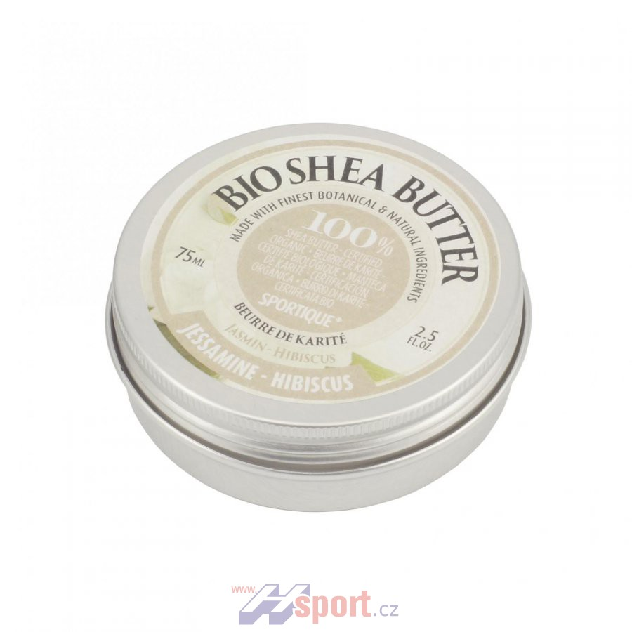 Sportique Bio Shea Butter 75 ml
