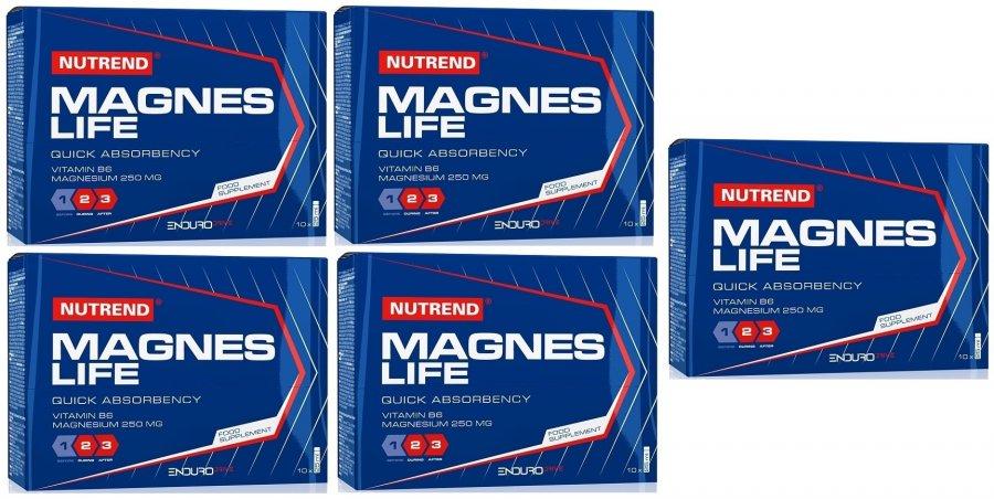Nutrend Enduro Magneslife 10 x 25 ml, 4+1 zdarma