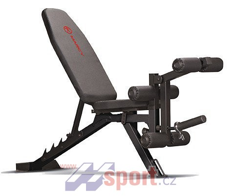 Posilovací lavice Marcy Developer Utility Bench UB9000