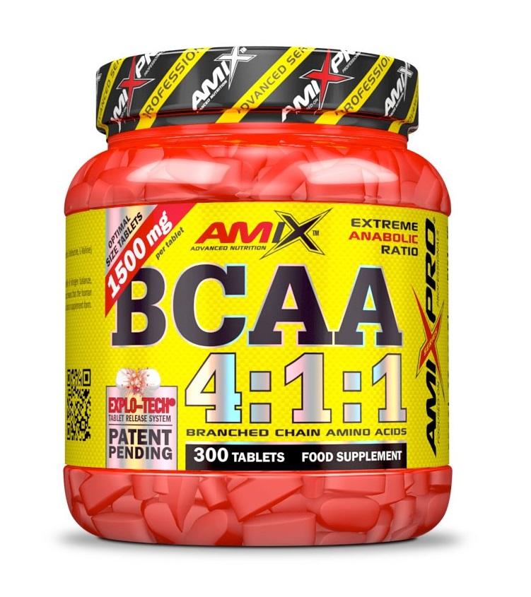 Amix BCAA 4:1:1 300 tbl