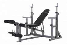 Posilovací lavice FORMERFIT - OLYMP BENCH-PRESS 450
