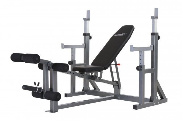 Posilovací lavice FormerFit OLYMP BENCH-PRESS 450