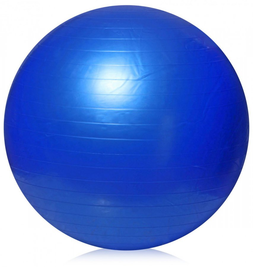 Gym ball 85 cm - modrá