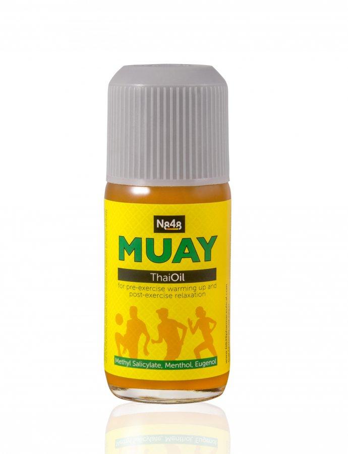 Devakam Thajský olej Namman Muay 120 ml