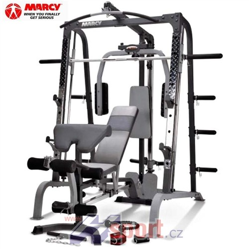 SMITH MACHINE SM4000 - MULTIPRESS+PECK DECK,LAVICE,PULT