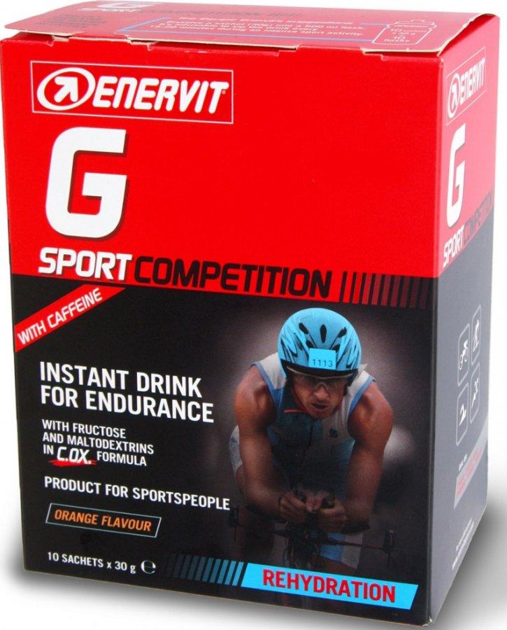 Enervit G Sport competition 30 g - citrus