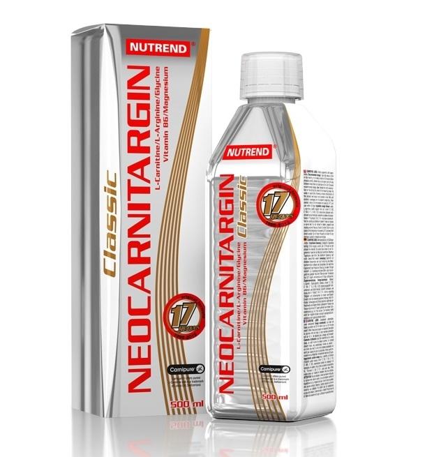 Nutrend Neocarnitargin Classic 500 ml