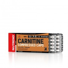Nutrend Carnitine Compressed 120 cps