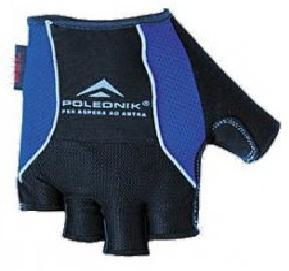 Cyklistické rukavice Polednik Gelmax 2015 modré - S