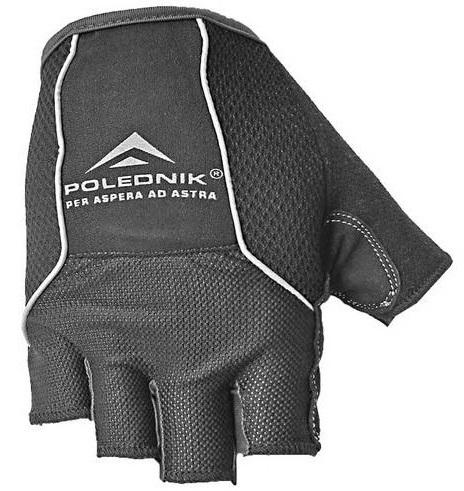 Cyklistické rukavice Polednik Gelmax 2015 černé - S