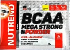Nutrend BCAA Mega Strong 10 g - pomeranč
