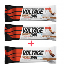 Nutrend Voltage Energy Cake 65 g 2+1 zdarma
